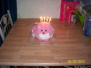 ZhuZhu Cake