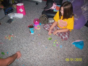 Playing with Squinkies
