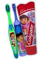 Dora Colgate Products